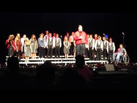The First Noel- Pima High School Show Choir 2015