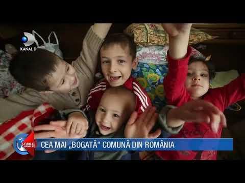 Stirile Kanal D (16.02.2018) - Comuna cu cei mai multi copii din Romania! Editie COMPLETA