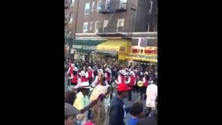Desfile de la hispanidad en Nueva York