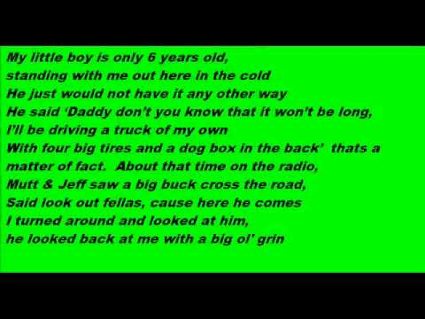 David Cooler Dog Huntin' Man Lyrics