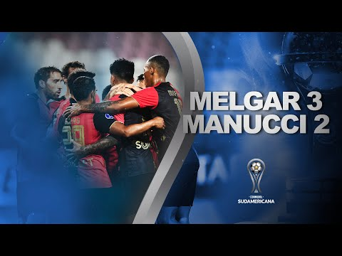 FBC Melgar Carlos Mannucci Goals And Highlights