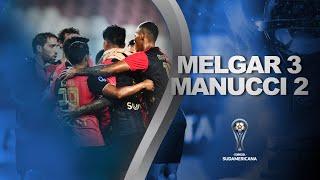 Melgar vs. Carlos Mannucci [3-2] | RESUMEN | Primera Fase | VUELTA | CONMEBOL Sudamericana