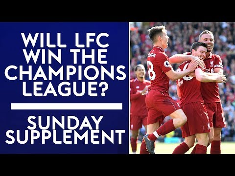 Who will win the Champions League; Real Madrid or Liverpool? | Sunday Supplement | Full Show