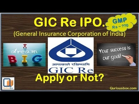 GIC India IPO Review | General Insurance Corporation of India IPO | GIC Re IPO Analysis | GIC IPO