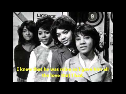 The Crystals - Then He Kissed Me (With Lyrics).