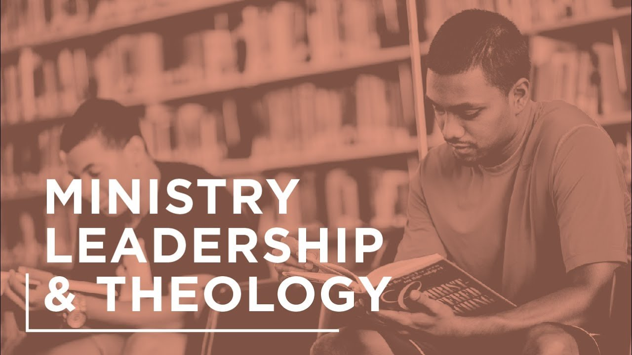 Ministry Leadership and Theology | University of Valley Forge