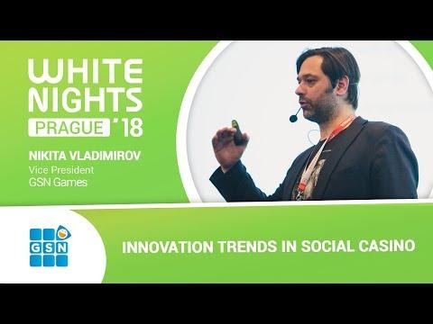 Nikita Vladimirov (GSN Games) - Innovation Trends in Social Casino