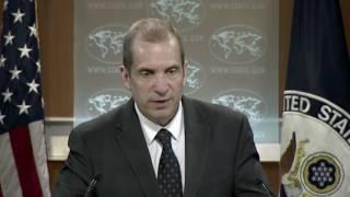 Ինչու՞ է Թիլերսոնը խուսափում լրագրողներից