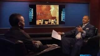Qasim Basir on BET with Ed Gordon
