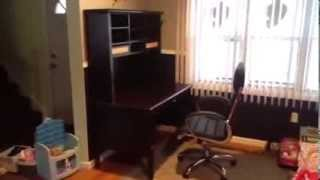 Dumpstermarcus's Command Center - Free $249.99 Computer Desk And 129.99 Chair