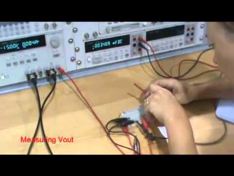 Lab: Introduction to Op Amplifier Lab
