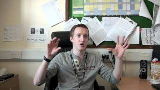 Mark Harrop Interview - University of Birmingham Guild of Students President