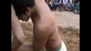 sushil kumar look like wrestler on soil in haryana style kushti dangal
