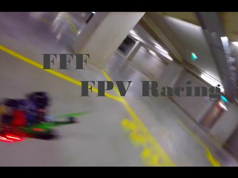 Fast Fright Friday - FPV Racing