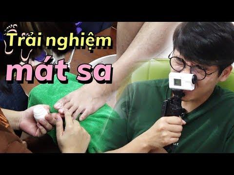 Trải nghiệm massage (mát sa) Hà Nội Việt Nam và cảm nhận của anh chàng Hàn Quốc!!  [#HàNội tập12]