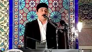 Bursa Edebali camii Kuran ziyafeti Ali Tel