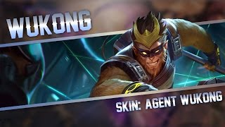 Strike of Kings Skins: WHAT IS THIS DAMAGE!! Wukong [PA] Gameplay