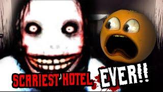 SCARIEST HOTEL EVER!!!   AO Plays Horror Hotel 2 #Shocktobergames