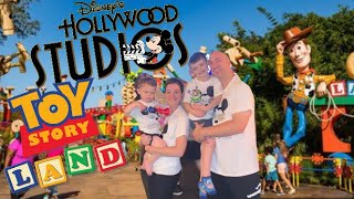 G Family Disney part 2 | Hollywood Studios | Toy Story Land | 2020 Dis