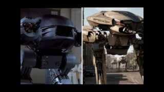 Robocop 1987 vs robocop 2014
