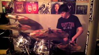 A7x Nightmare Drum cover