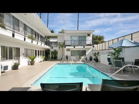 Los Angeles Apartment Tour - YouTube