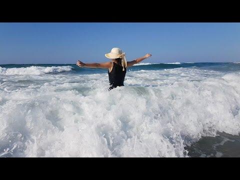 Crete Greece Vacation Travel Music Video 4k