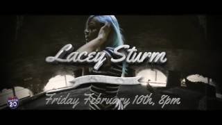 Lacey Sturm @ Route 20 Friday Feb 10th, 2017