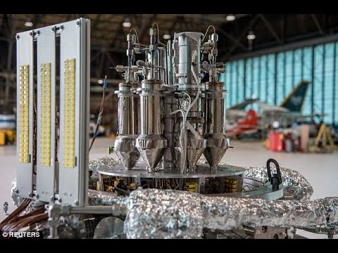 U.S. tests nuclear power system to sustain astronauts...