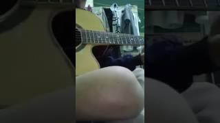 Chờ trên tháng năm ''guitar solo''