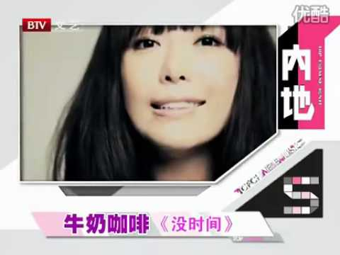 Top 10 Songs in China 20101127