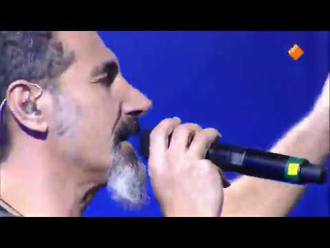 System Of A Down  Chop Suey Pinkpop 2017