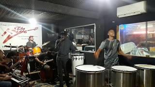 Timbaue Louvores participando do Make Music Day