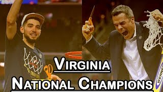 How Virginia Won A National Championship