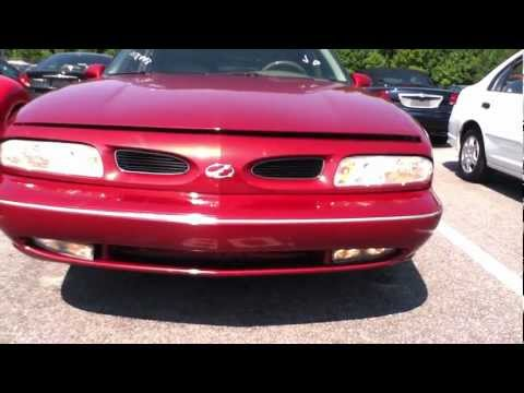 1999 Oldsmobile Eighty Eight LS Tour