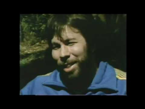 Computer Chronicles: Steve Wozniak Interview (1984)