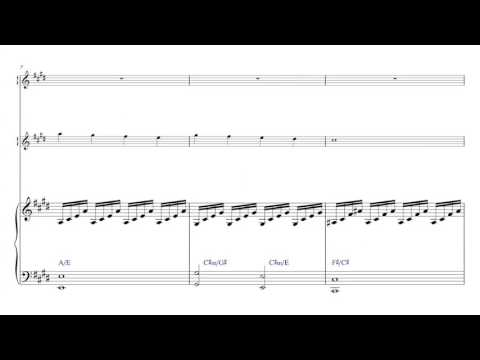 Genesis  Ripples  Sheet Music + PDF