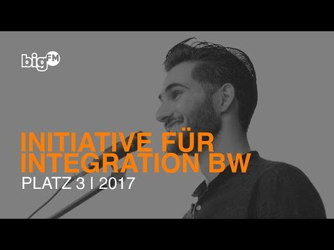 Initiative für Integration Baden-Württemberg - Platz 3