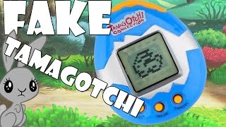 Fake Tamagotchi Copy Review
