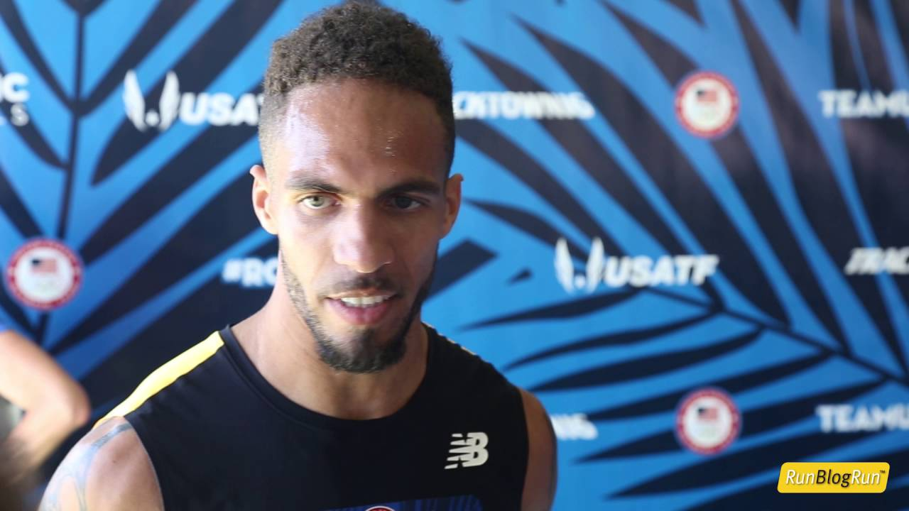Boris Berian @ 2016 USA Olympic Trials (day 2)