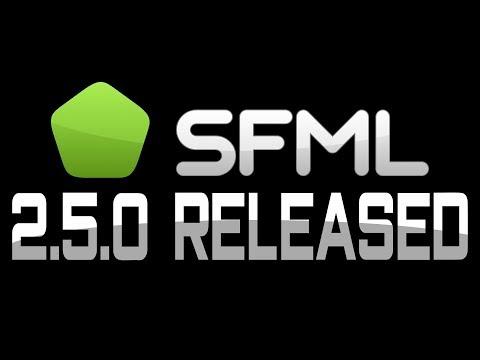 SFML 2.5.0 Released