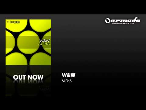 W&W - Alpha (Original Mix) [CVSA117]