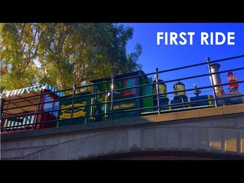 The Grand Circle Tour Disneyland