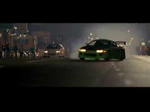 Fast & Furious Saliva Music Video
