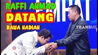 Download Lagu Raffi Ahmad Datang, Bawa Hadiah | INI BARU EMPAT MATA (05/03/20) Part 1 mp3