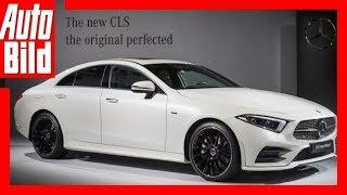 Mercedes CLS (LA 2017) Review/Details/Erklärung