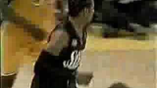 Allen Iverson 2001 NBA Final Game 2 vs Kobe Bryant Lakers