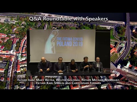 Sunday Q&A Roundtable with Speakers