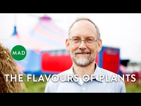 "Harold McGee at MAD1: ""The Flavours of Plant Life"""