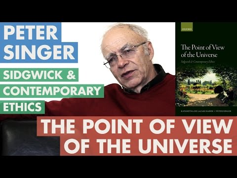 Peter Singer - The Point Of View Of The Universe